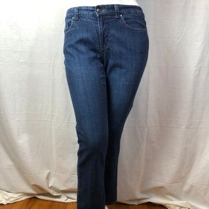 Nine West Straight Leg Jeans